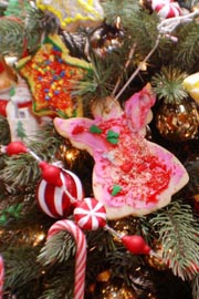 Holiday Sugar Cookies recipe.