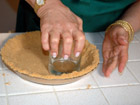 How To Make a Crumb Crust. Learn to bake.