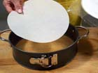 How To Line Cake Pans with Parchment Paper. Learn to bake cakes.