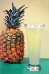 Pineapple Water: Mexican Agua de Pina
