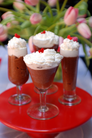 Barbara Adams Beyond Wonderful 187 Mousse Au Chocolat Recipe