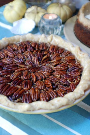 ... Adams Beyond Wonderful » Divine Maple Bourbon Pecan Pie Recipe