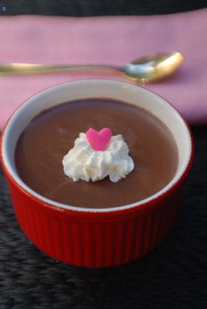 ... Wonderful » Mexican Chocolate Pots de Crème Valentine's Day Recipe