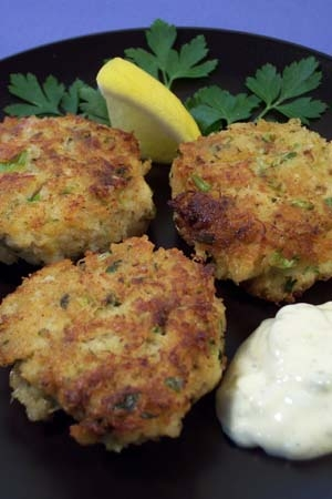 Crab Cakes seafood recipe