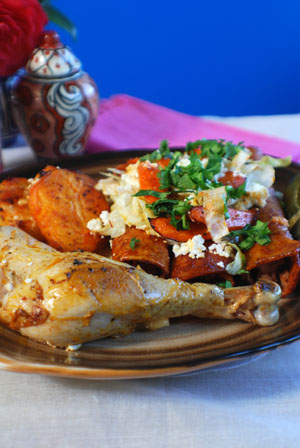 Authintic mexican food recipes