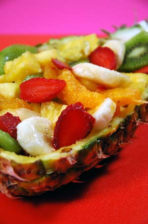 Barbara Adams Beyond Wonderful » Tropical Fruit Salad Recipe