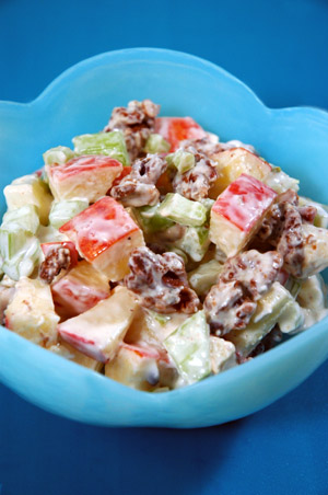 Barbara Adams Beyond Wonderful » Waldorf Salad Recipe