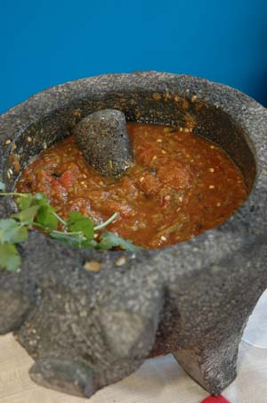 ... Adams Beyond Wonderful » Salsa Picante Roja Authentic Mexican Recipe