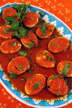 egg indian recipe