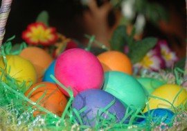 Eggs of a Different Color</br>Best Hard-Cooked Eggs -