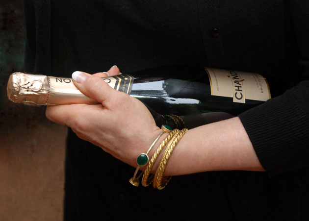 Barbara Adams Beyond Wonderful How to Uncork Champagne and sparkling wines.