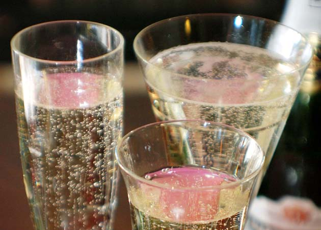 Champagne and Sparkling Wine by Michael DeLoach
