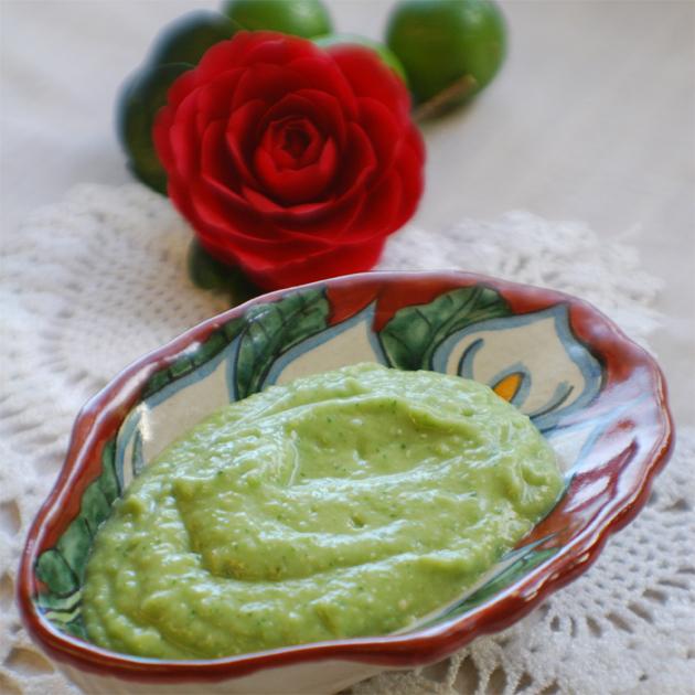 Mexican Salsa de Aguacate